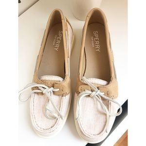 New Sperry Boat Shoes